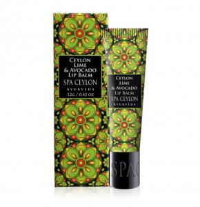 Balsam do ust LIMONKA CEYLON & AVOCADO 12g